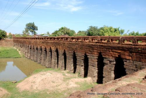 Pont Spean Praptos, Kampong Kdei, Cambodge