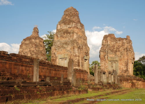 Temple Pre Rup, site d'Angkor, Siem Reap, Cambodge