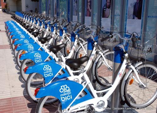 Bici, Málaga, Espagne
