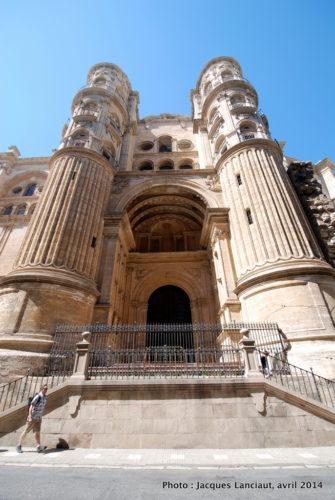 Santa Iglesia Catedral Basílica de la Encarnación, Málaga, Espagne