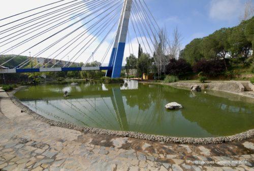 Puente de Málaga, Marbella, Andalousie, Espagne