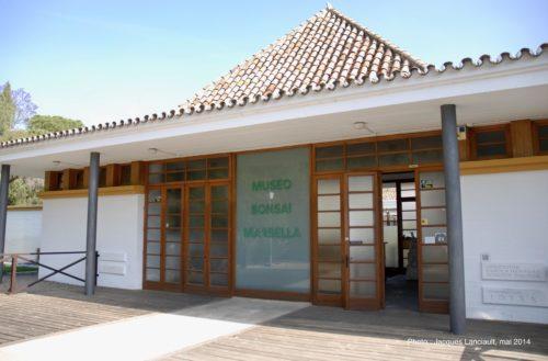 Musée du bonzaï, Marbella, Andalousie, Espagne
