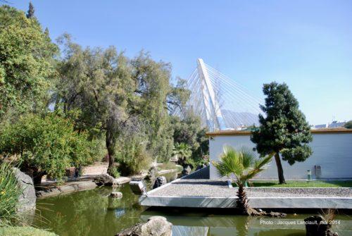 Parque Arroyo de la Represa, Marbella, Andalousie, Espagne