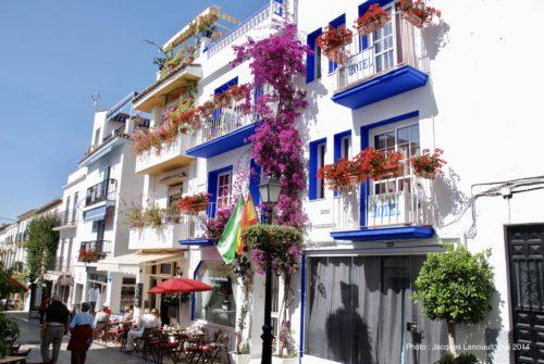 Marbella, Andalousie, Espagne