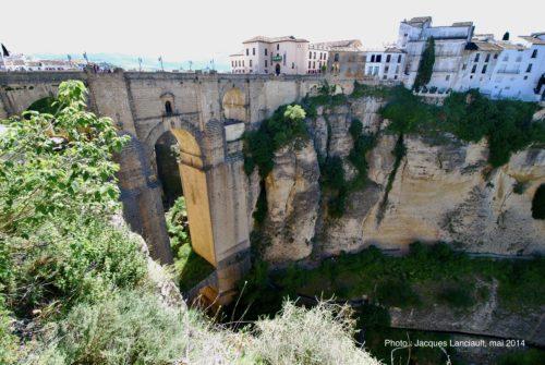 Puente Nuevo, Ronda, Andalousie, Espagne