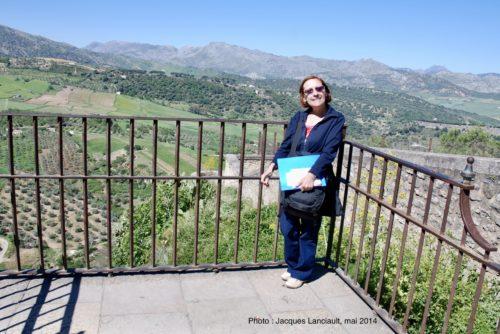 3 mai 2014 - Mirador de Aldehuela, Ronda, Andalousie, Espagne