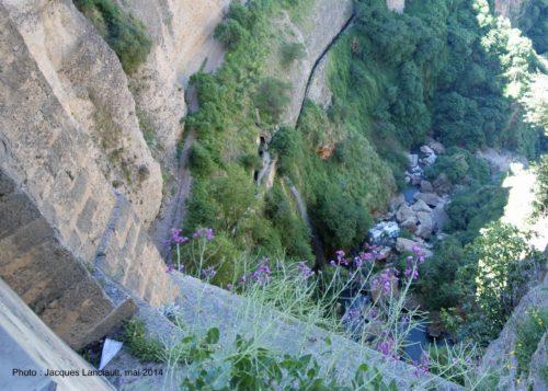 Centre d'interprétation du Pont Neuf, Ronda, Andalousie, Espagne