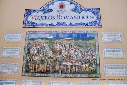 Palacio Del Rey Moro, Ronda, Andalousie, Espagne