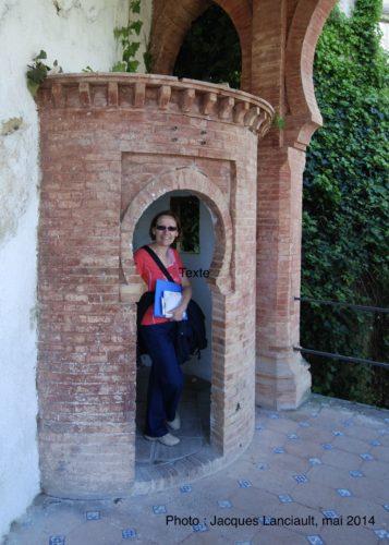 3 mai 2014 - Mina de Agua, palacio Del Rey Moro, Ronda, Andalousie, Espagne