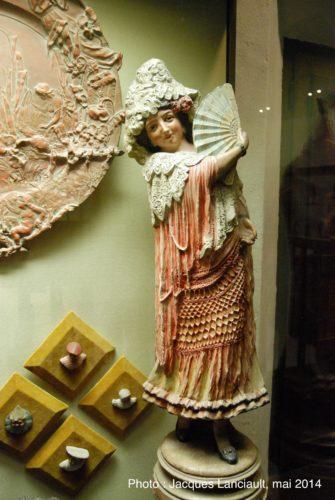 Museo de artes y costumbres populares, Málaga, Andalousie, Espagne