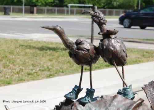 Il était une fois Porte-plume, Paryse Martin, Blainville, Québec