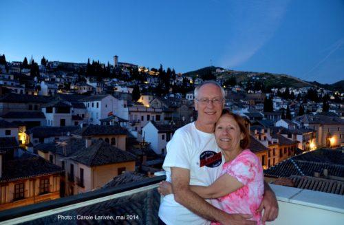 6 mai 2014 -Grenade, Andalousie, Espagne