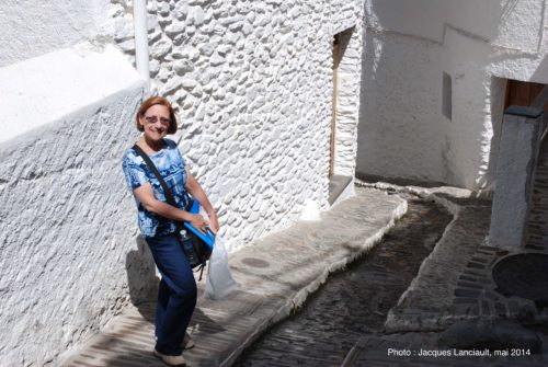 7 mai 2014 - Pampaneira, Las Alpujarras, Andalousie, Espagne