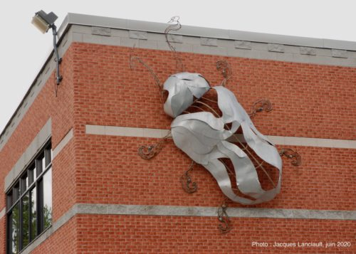 Scarabée, l'échappé, École de l'Envolée, Sylvie Fraser, Blainville, Québec