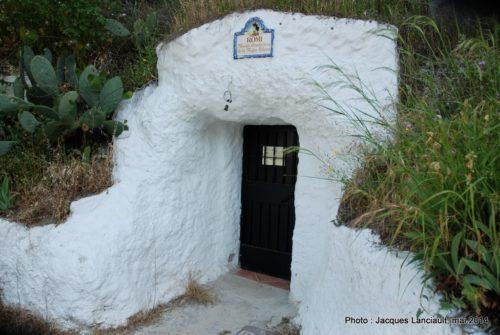 Sacromonte, Grenade, Andalousie, Espagne