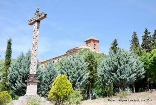 Abadía del Sacromonte, Grenade, Andalousie, Espagne