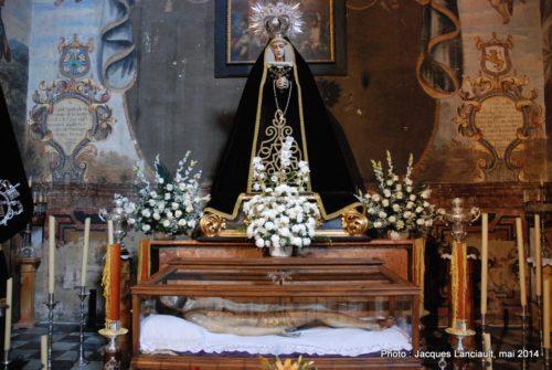 Monasterio de San Jerónimo, Grenade, Andalousie, Espagne