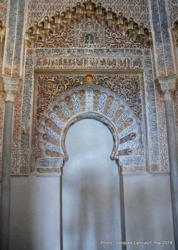 Palacio de la Madraza, Grenade, Andalousie, Espagne