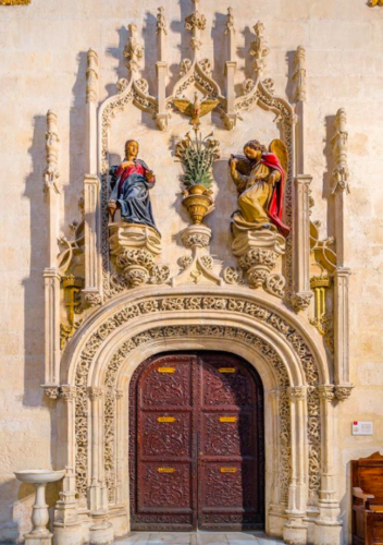 Chapelle royale, Grenade, Andalousie, Espagne