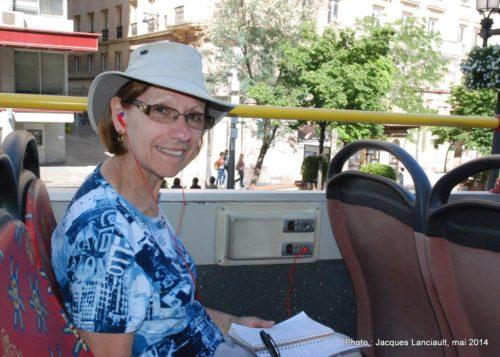 11 mai 2014 - City Sightseing Tour, Grenade, Andalousie, Espagne
