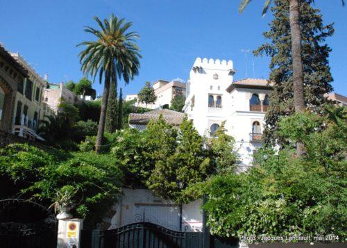 City Sightseing Tour, Grenade, Andalousie, Espagne