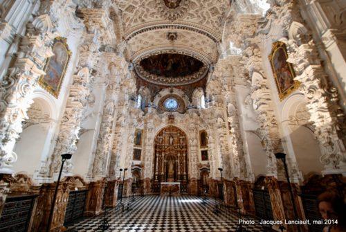 Monasterio de la Cartuja, Grenade, Andalousie, Espagne