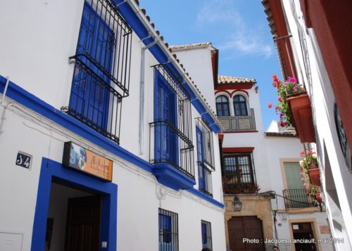 Cordoue, Andalousie, Espagne