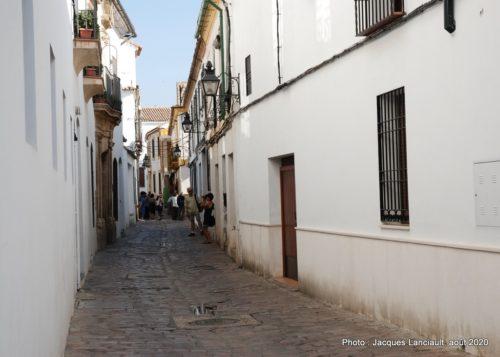 El monumento a los Enamorados, Cordoue, Andalousie, Espagne