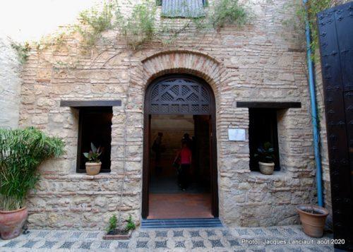 Sinagoga de Córdoba, La Judería, Cordoue, Andalousie, Espagne