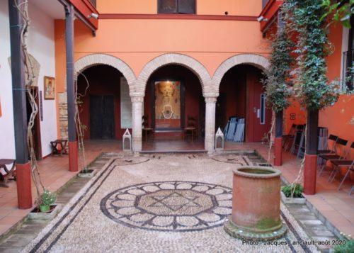 Casa de Sefarad, La Judería, Cordoue, Andalousie, Espagne