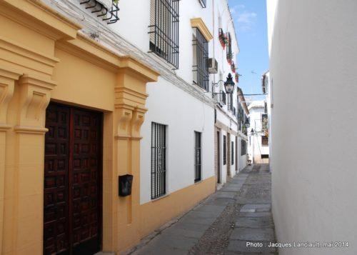 Judería, Cordoue, Andalousie, Espagne