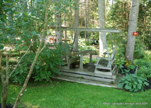 Jardin de François, Saint-Sauveur, Québec