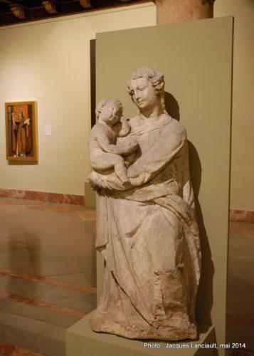 Museo de Bellas Artes de Córdoba, Cordoue, Andalousie, Espagne