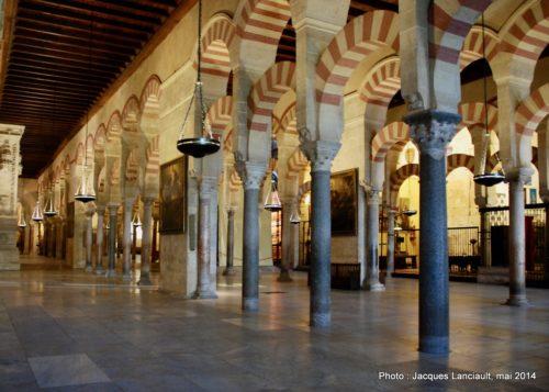 Gran Mezquita de Córdoba, Cordoue, Andalousie, Espagne