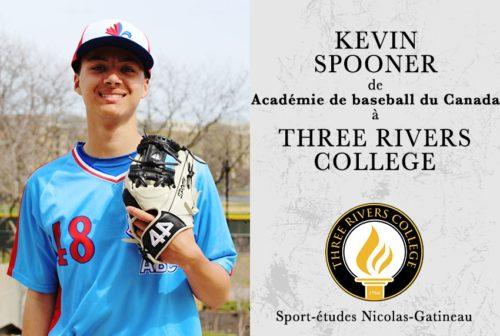 Kevin Spooner, Three Rivers College, Missouri