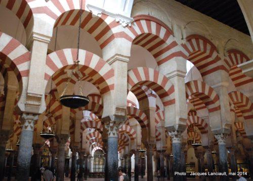 Mezquita-Catedral de Córdoba, Cordoue, Andalousie, Espagne