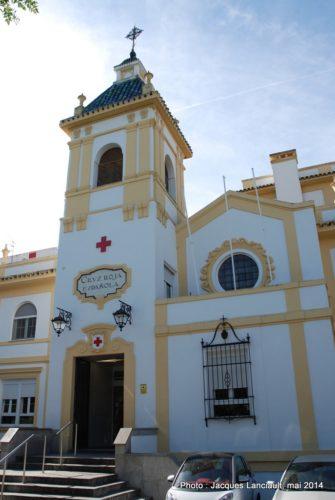 Cruz Roja Espanola, Cordoue, Andalousie, Espagne