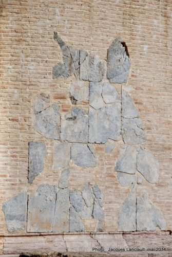 Mausoleo romano, Cordoue, Andalousie, Espagne