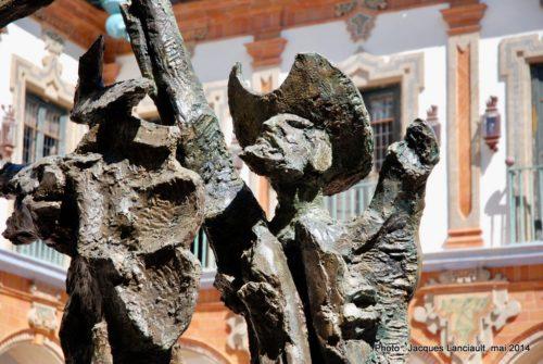 Aurelio Teno, Palacio de la Merced, Cordoue, Andalousie, Espagne