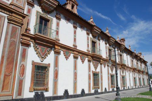 Palacio de la Merced, Cordoue, Andalousie, Espagne