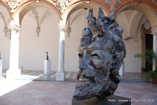 Exposition Teno Monumental, palacio de la Merced, Cordoue, Andalousie, Espagne