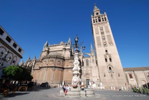 Cathédrale Notre-Dame du Siège, Séville, Andalousie, Espagne