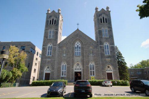 Église Saint-Laurent, Saint-Laurent, Québec