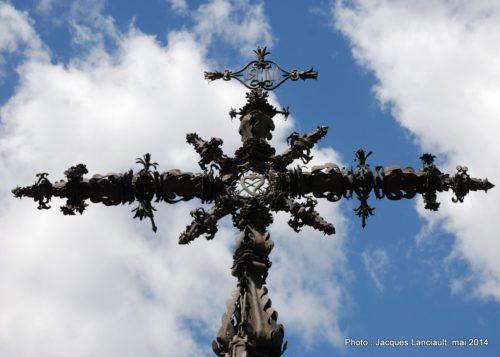 Cruz de la Cerrajería, PlazadeSanta Cruz, Séville, Andalousie, Espagne