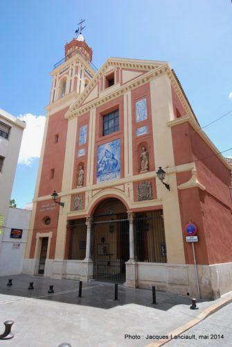 Iglesia del señor San José, Séville, Andalousie, Espagne