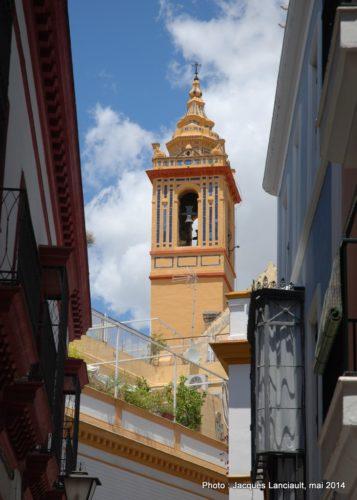 Barrio de Santa Cruz, Séville, Andalousie, Espagne