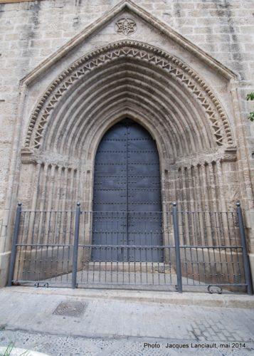 Iglesia de San Isidoro, Séville, Andalousie, Espagne