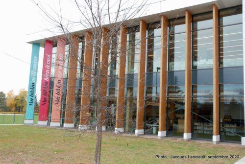 Bibliothèque Paul-Mercier, Blainville, Québec