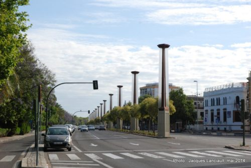 Avenida Torneo, Séville Andalousie, Espagne