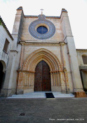 Monasterio de Santa María de las Cuevas, Séville, Andalousie, Espagne